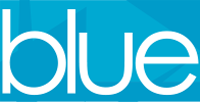 Product Badge Blue